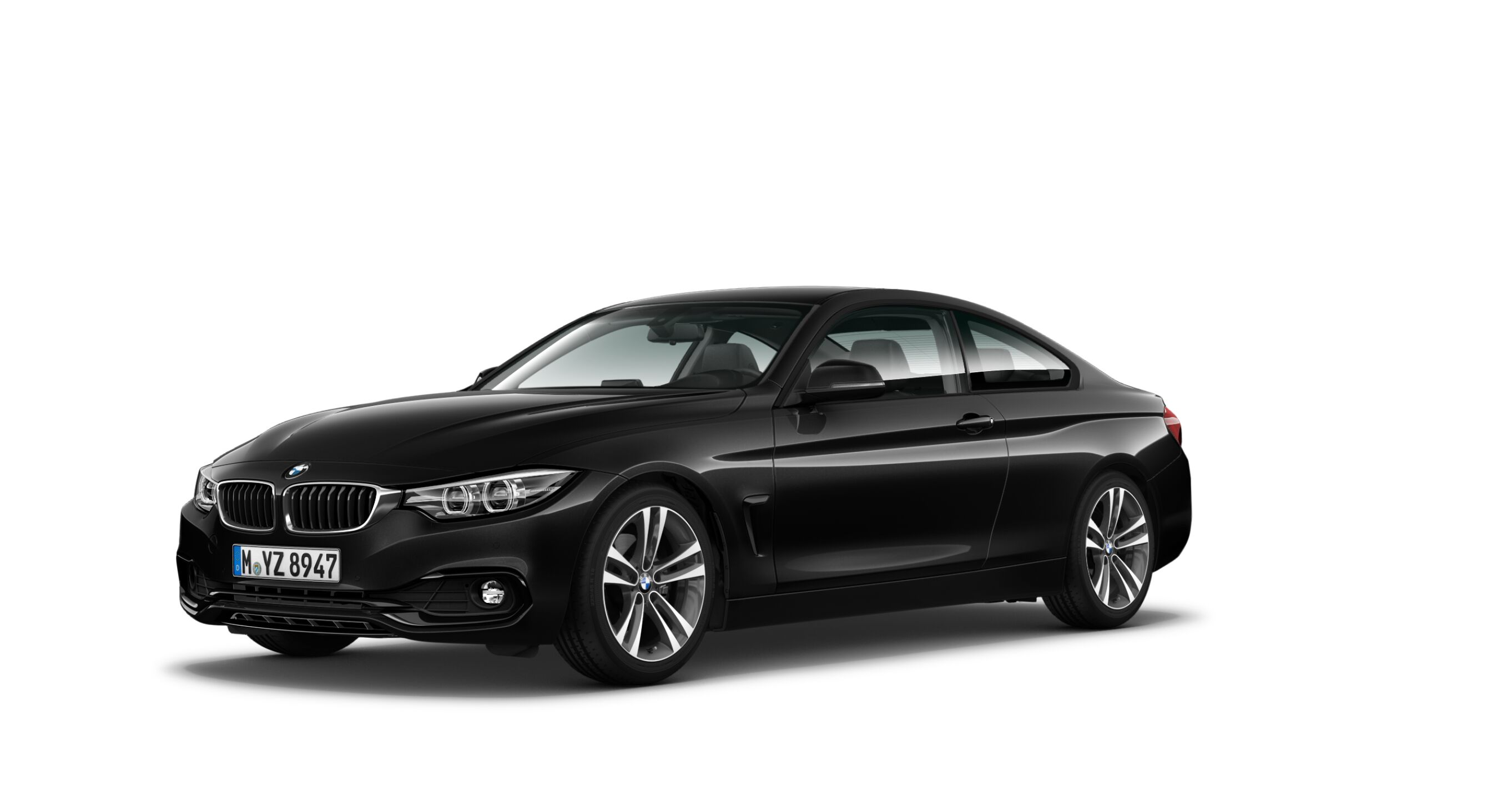 BMW 4 Series Coupe (2017) Sport